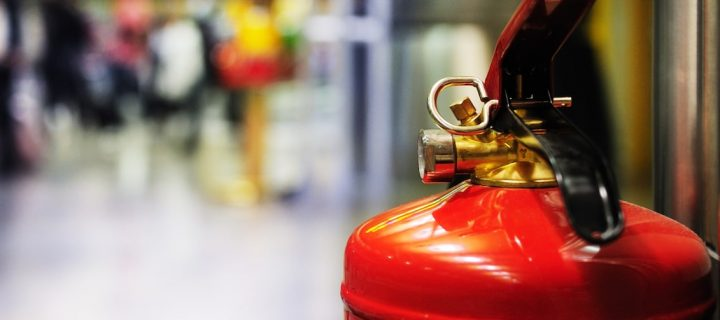 CO2 Fire Extinguishers Image