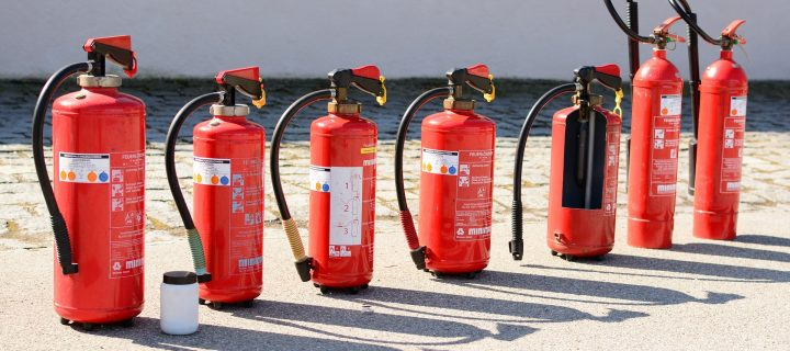 What Are the Different Fire Extinguishers and Their Uses? Image